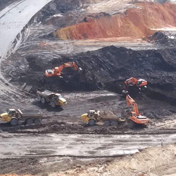 Coal Mining and Trading